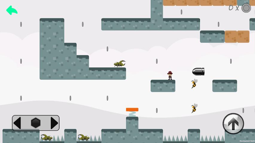 android Super Adventure World Screenshot 5