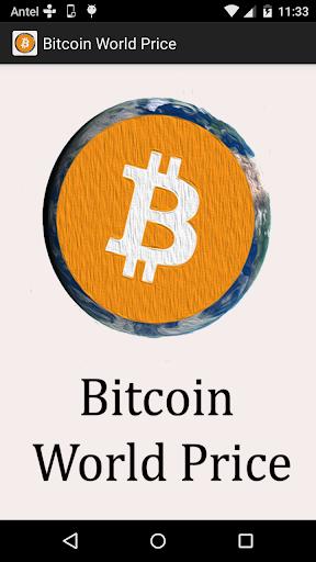 Bitcoin World Price