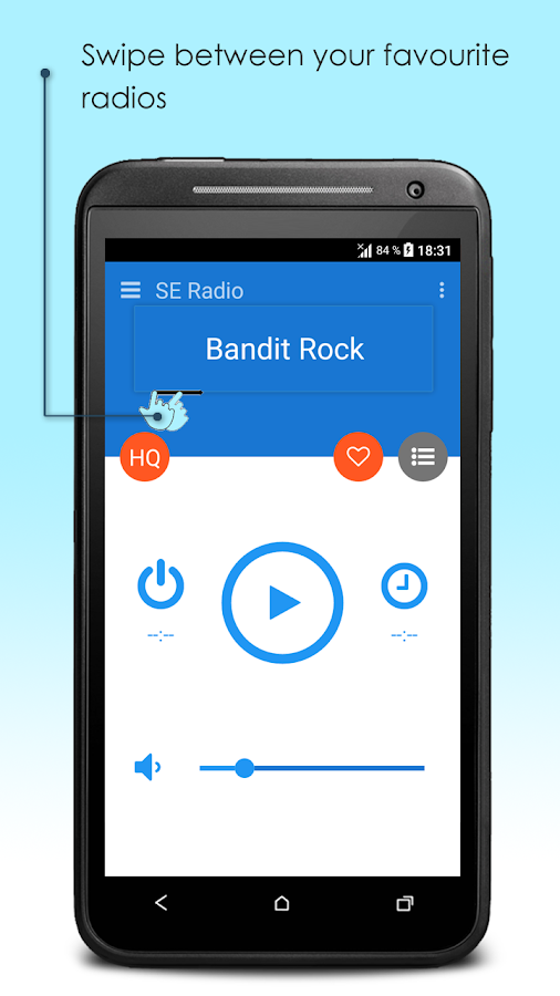 SE Radio- screenshot