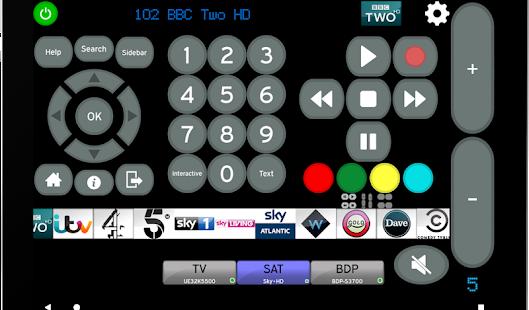 App MyAV remote for 2017-18 Hisense Smart TVs (Wi-Fi) APK for Windows Phone