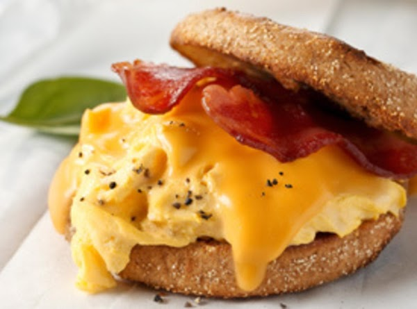 Go Go Go Breakfast Sandwhich Recipe