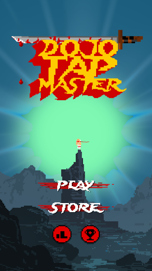 Dojo Tap Master- screenshot