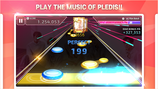Screenshot for SuperStar PLEDIS in United States Play Store