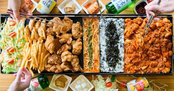 I'm Kimchi我是泡菜|7大經典韓味排好擠滿滿 都在這超狂75公分裡~ 心形辣炒雞告白必勝!