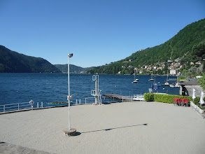 Photo: Mille Miglia tour 2012 Tuesday, day 5, Grand Hotel Imperiale, Moltrasio, Lake Como