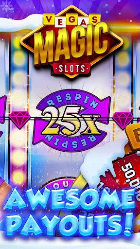 Vegas Magicu2122 Slots Free - Slot Machine Casino Game  screenshots 2