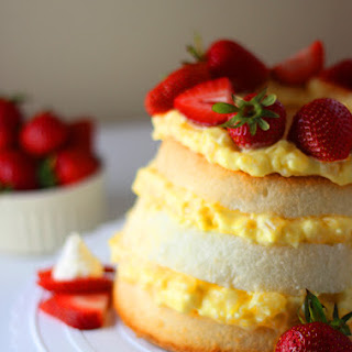 Easy Pineapple Lush Cake.