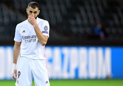 Un retour à Lyon s'éloigne pour Benzema