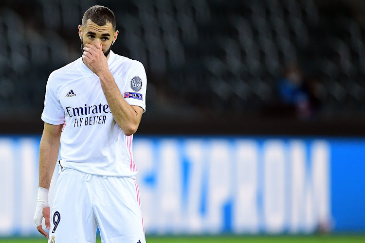 """🎥 Quand Karim Benzema enrage contre l'un de ses coéquipiers : """"Il joue contre nous"""""""