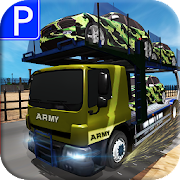 Army Cars Transport Truck 2018