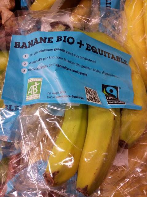 Toca Comer. Plátanos ecológicos en envase no ecológico. Marisol Collazos Soto, Rafael Barzanallana