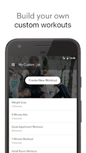 Sworkit Pro – Custom Workouts v5.50.11 Mod APK 4
