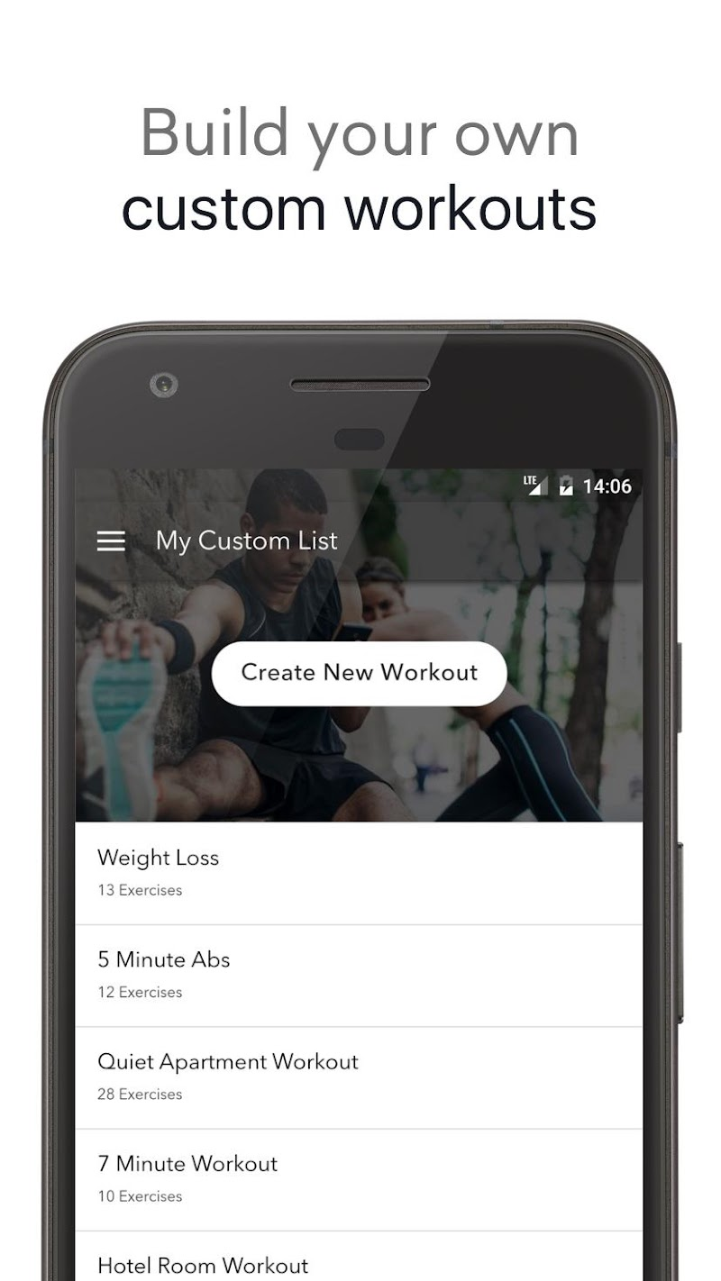 Sworkit: Workouts & Fitness Plans Screenshot 3