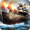 WWII Pacific Naval Battle icon