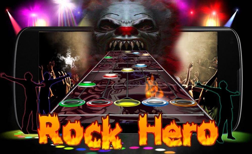 Pennywise Rock Hero- screenshot