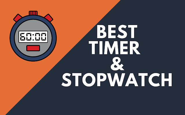 Timer & Stopwatch For Chrome