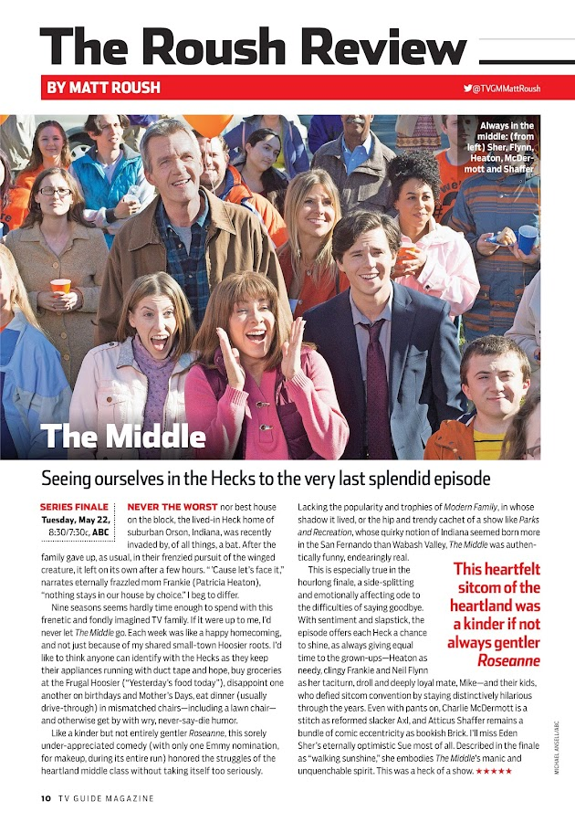 TV Guide Magazine- screenshot