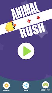 Tap Tap Rush - Animal Rush - náhled