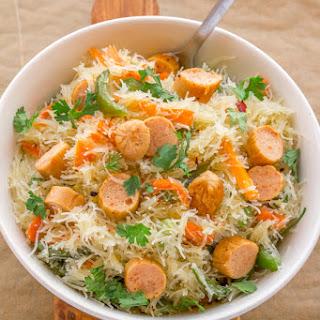 Sausage Rice Noodles Recipes.