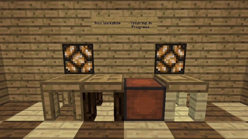 android Tinkers mod Minecraft Ideas Screenshot 4