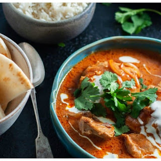 Clean Eating Butter Chicken Recipe