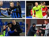 Momentjes pakken met Standard en Club, de machine van Genk en Losada VS Charleroi en copycats