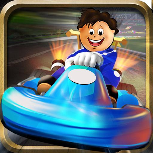 Krazy Kart Riders Racing Game