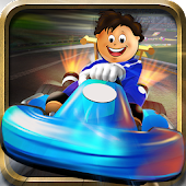 Krazy Kart Riders Racing Game