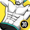 Abs Workout - Six Pack 30 Days Challenge icon
