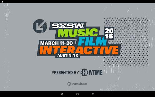 SXSW® GO - Official 2016- screenshot thumbnail