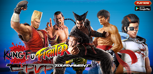 Kung Fu Fighter: PvP Tournament for PC