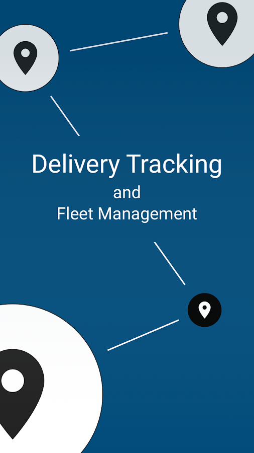 Delivery Tracking & Fleet Mgmt- screenshot