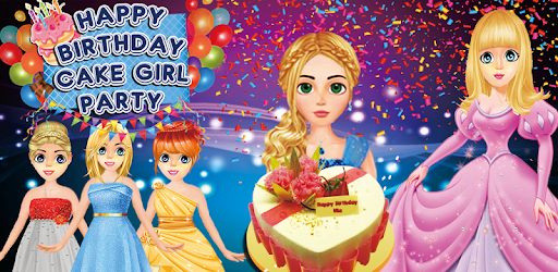 Cute Girl Birthday Celebration Party: Spiele 2018 – Apps bei Google Play