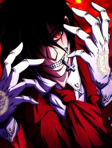 Alucard Hellsing Anime Wallpaper Screenshot 3