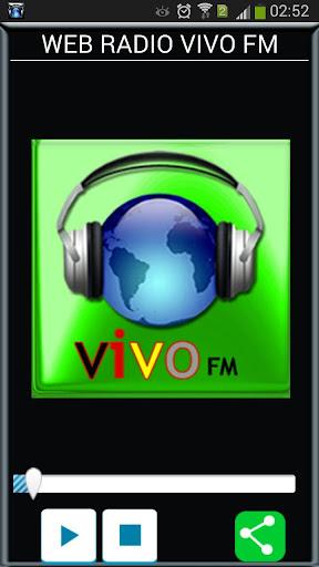 WEB RADIO VIVO FM