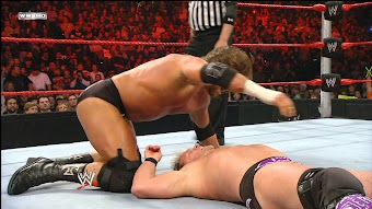 Raw November 30, 2009 Triple H vs. Chris Jericho