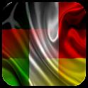 Deutschland Italien Deutsche icon