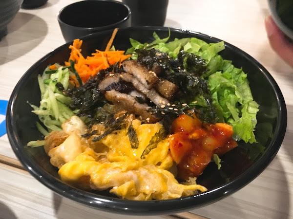 漢南豆腐海鮮鍋 平鎮義民店