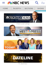 NBC News Screenshot 4