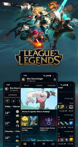 League Friends 1.7.5 gameplay | AndroidFC 1