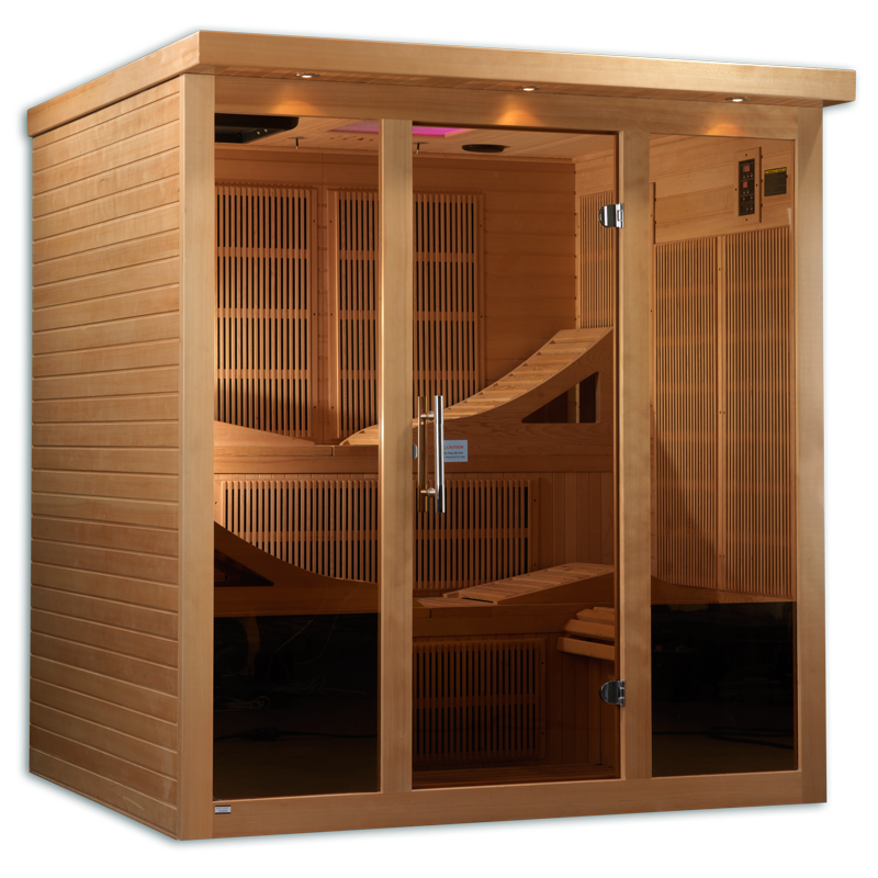 Dry Sauna Kits The Ultimate Guide To Buying Your First