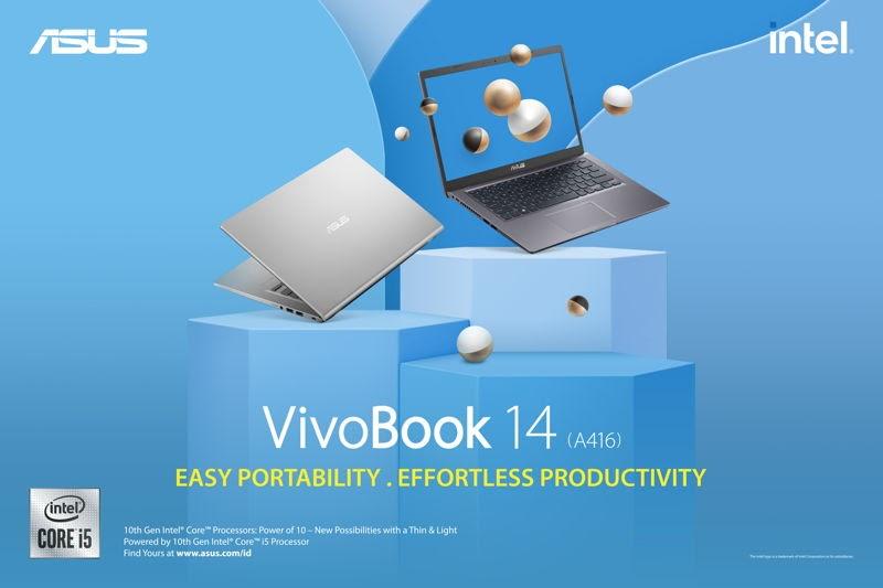 asus vivobook 14 a416 spesifikasi