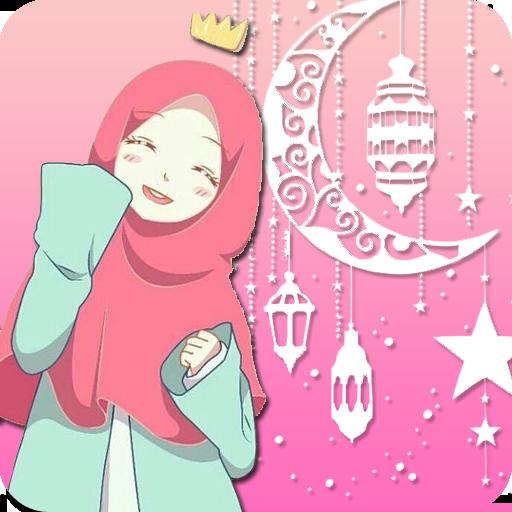 Pink Muslimah Wallpapers Hd Aplikasi Di Google Play