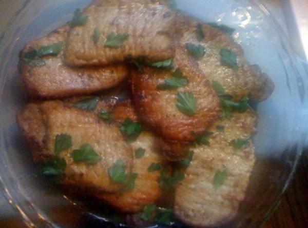 Pork Scallopini Recipe