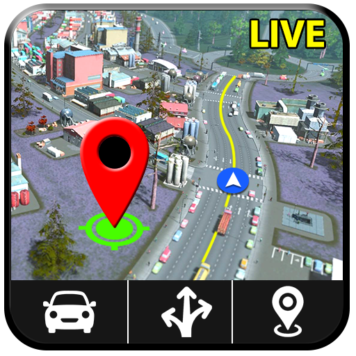 Live Street View Satellite Maps Gps Navigation Apps On Google