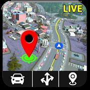 Live Street View, Satellite Map & GPS Navigation