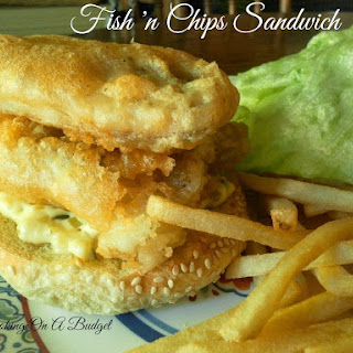 Fish 'n Chips Sandwich