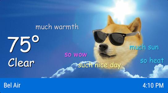 Weather Doge v1.4p-ed6f1d3