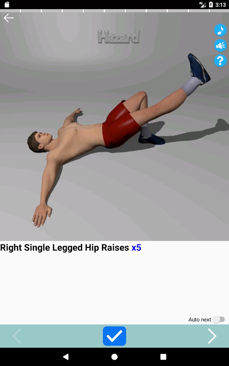 Home Workouts Gym Pro (No ad) Screenshot 14