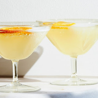 Ginger Syrup Cocktail Recipes